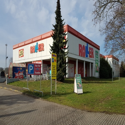 Roller Karlsruhe Ruschgraben 90 Möbel Dp